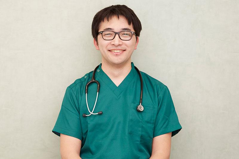 獣医師・山本昌彦さん