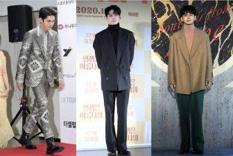 元Wanna Oneオン・ソンウは配色もシルエットも美しい!華麗なるコーディネート6選