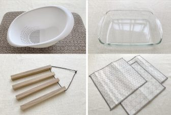 """「Standard Products」のキッチン用品7選 高見えする330円グラタン皿や""""ザルにもなるボウル""""など"""