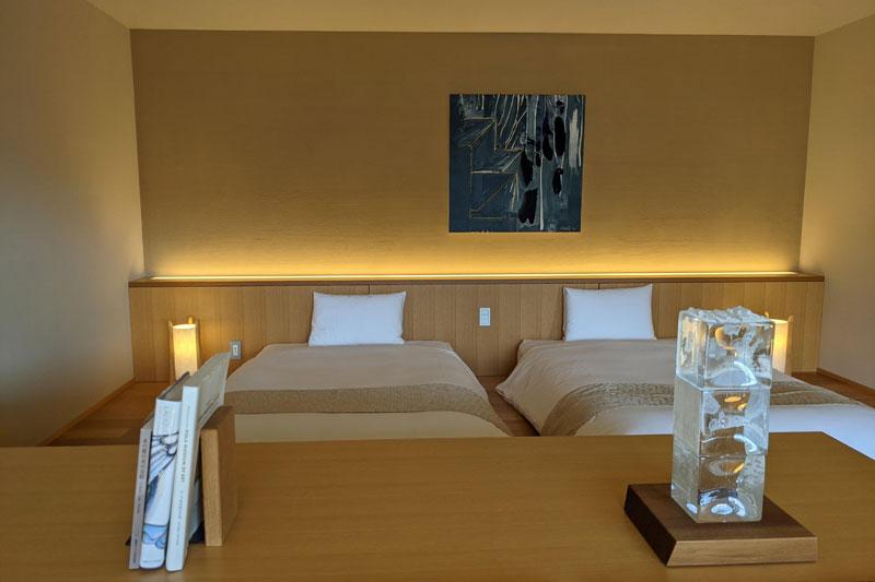 「星野リゾート 界 仙石原」客室