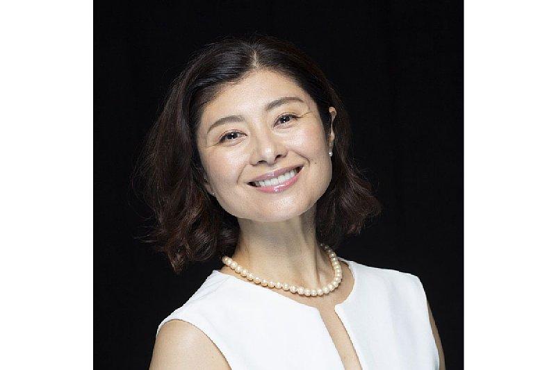 表情筋研究家・間々田佳子さん