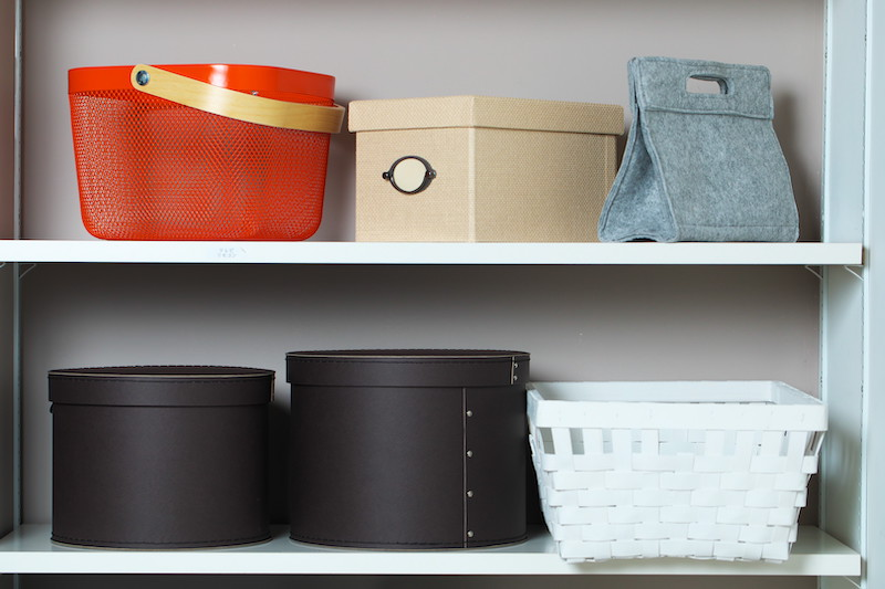 IKEAの収納アイテム5種