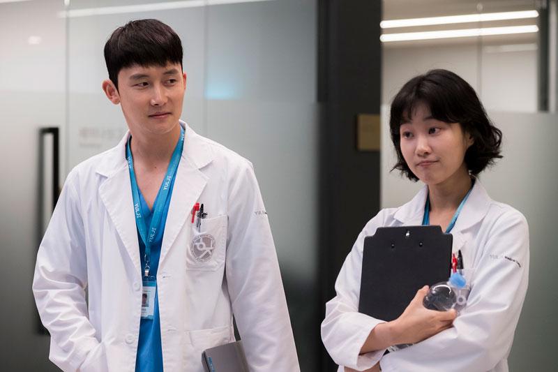 『賢い医師生活』場面写真