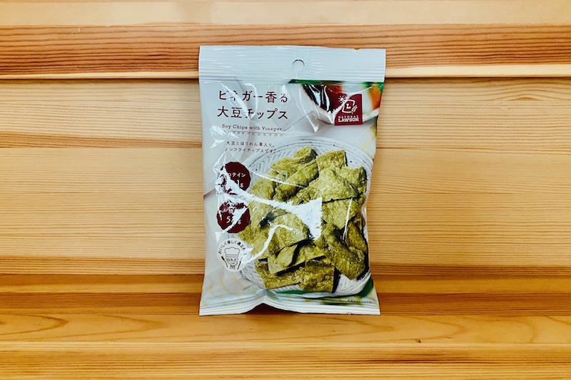 ローソンのビネガー香る大豆チップス 30g