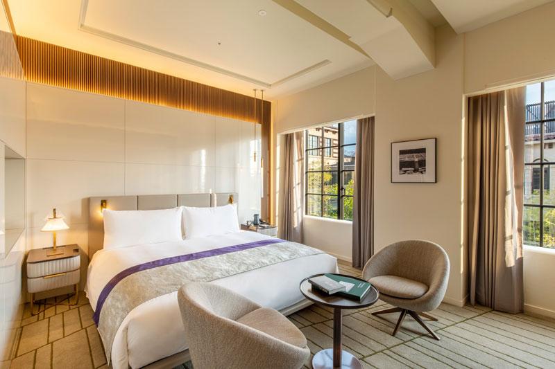 「ザ・ホテル青龍 京都清水」客室