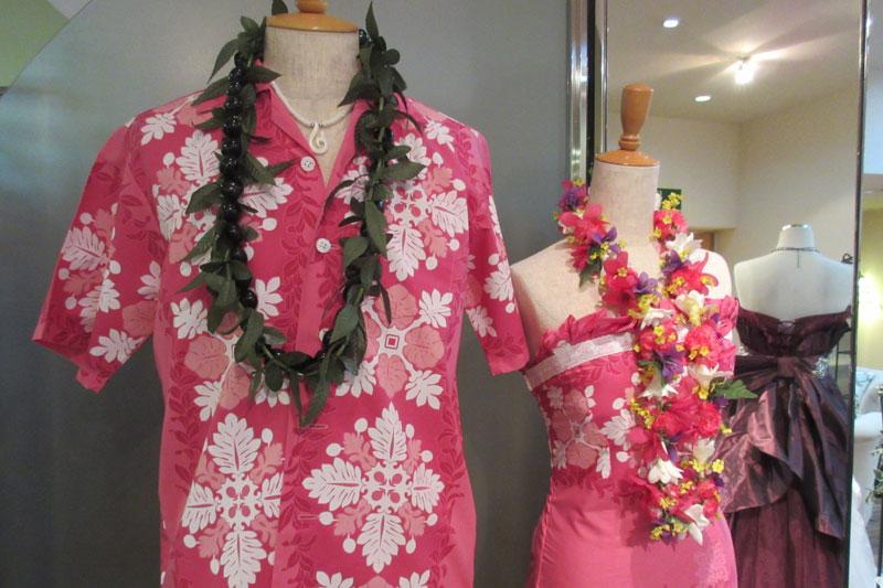 「スパリゾートハワイアンズ」バウリニューアルのレンタル衣装