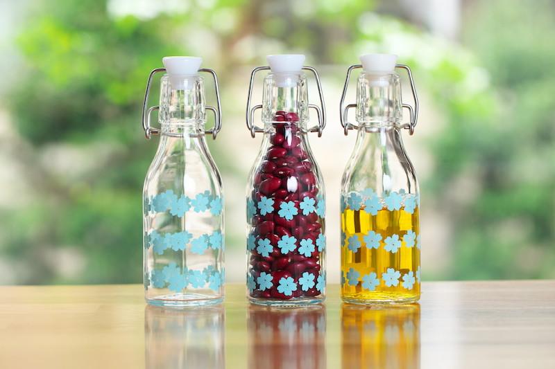 北欧デザインのボトル