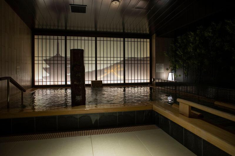 野乃 京都七条「蓮花の湯」