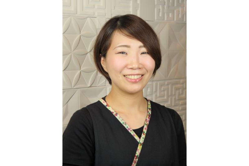 希翠のセラピスト・田邊未奈美さん