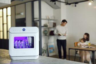 賃貸住宅でも置けるコンパクト食洗機の実力は?約6万円で導入の価値ありか【スマート家電レビュー】
