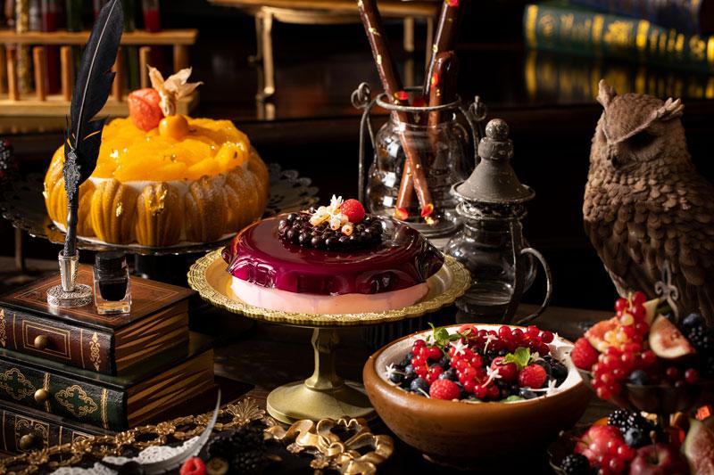 『マーブル学園のバースデーケーキ』、『ラズベリー・ウィザード』&『魔法の壺』