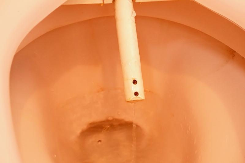 温水洗浄便座の洗浄ノズル