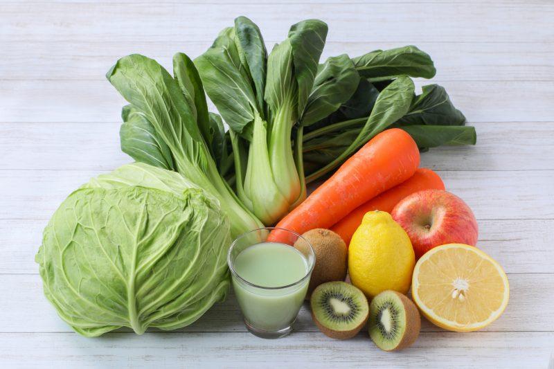 野菜ジュースのイメージ