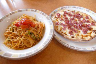 ピザやパスタ、太りにくい選び方|「ペペロンチーノよりミ…