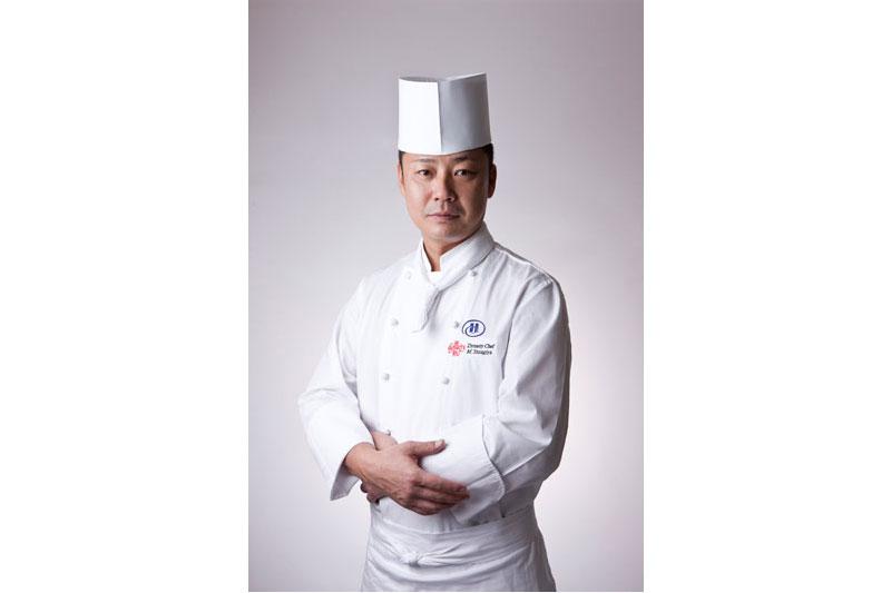 中国料理「王朝」料理長・柳谷雅樹さん