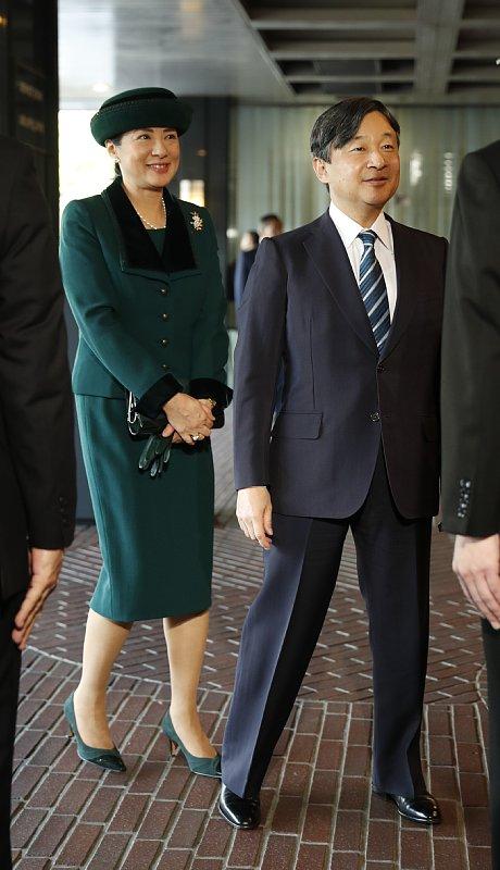 日本PTA創立70周年記念式典に出席された天皇皇后両陛下