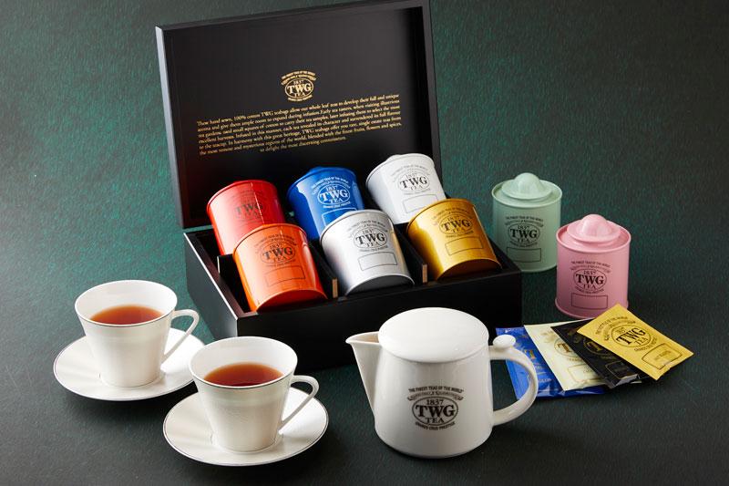 TWGの13種類の紅茶