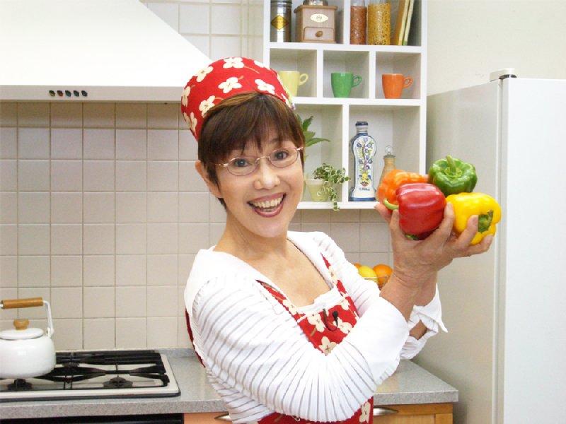 料理愛好家・平野レミさん
