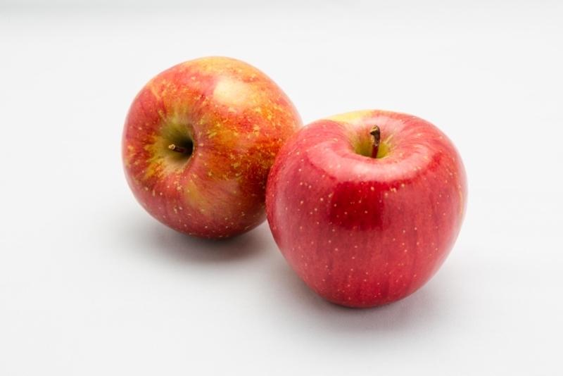 りんご2個