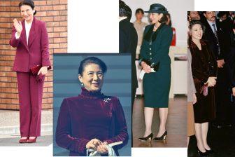 皇后雅子さまが魅せる秋冬のベルベットファッション|洗練…