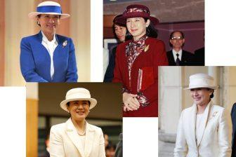 皇后雅子さまの秋の帽子ファッション|華やかでスタイリッシュなコーデのポイントは?
