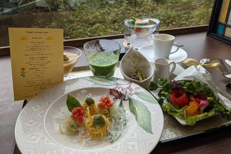 ラビスタ富士河口湖の食事