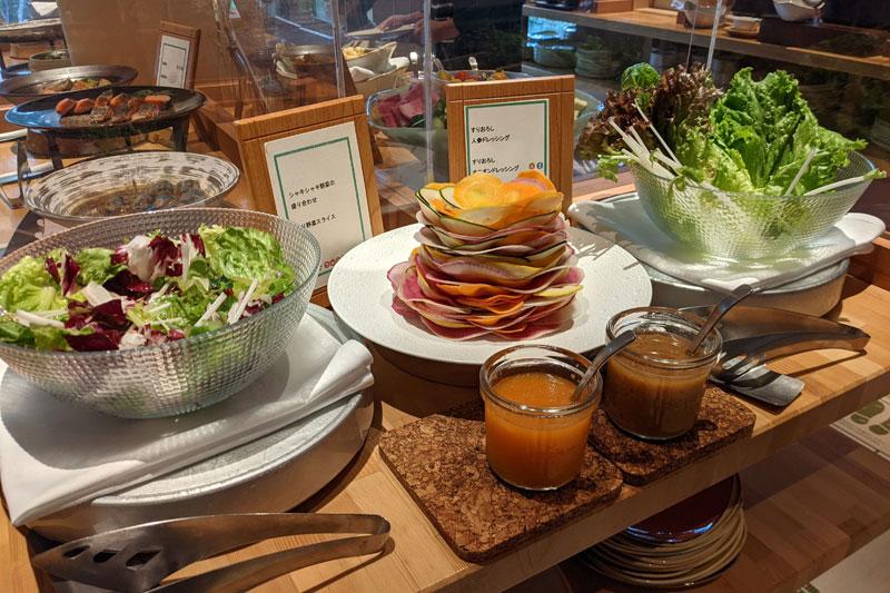 星野リゾート リゾナーレ那須の食事